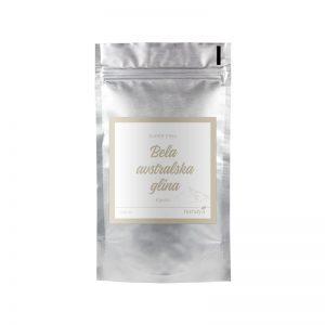 Bela avstralska glina (kaolin), super fina