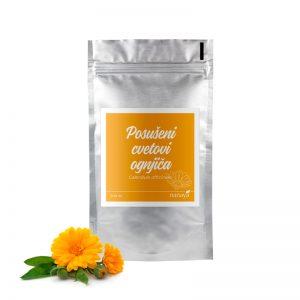 Posušeni cvetovi ognjiča (brez peclja)