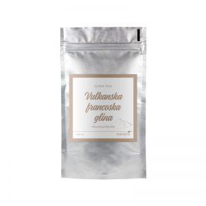 Vulkanska francoska glina (lavaerde), super fina