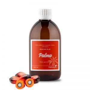 Palmovo olje, hladno stiskano