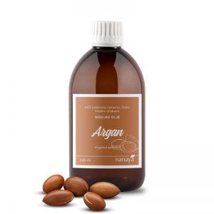 Arganovo olje, hladno stiskano