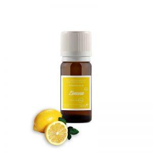 Eterično olje limone, hladno stiskano, BIO