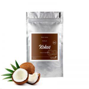 Kokosovo maslo, brez vonja, BIO