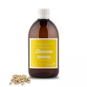 Olje limoninih semen, hladno stiskano