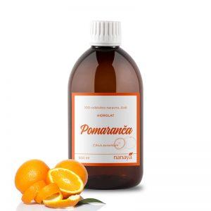 Hidrolat pomaranče (sladka)
