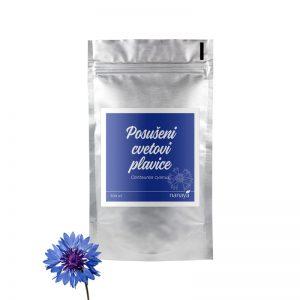 Posušeni cvetovi plavice (modri glavinec)