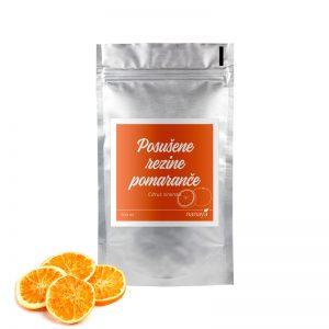 Posušene rezine pomaranče
