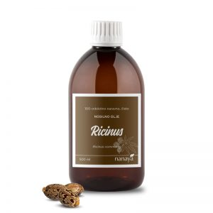 Ricinusovo olje, hladno stiskano