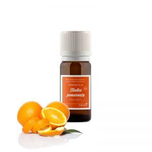 Eterično olje pomaranče (sladka), hladno stiskano, BIO